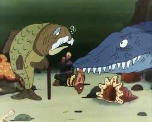 Ух ты говорящая рыба - кадр 3