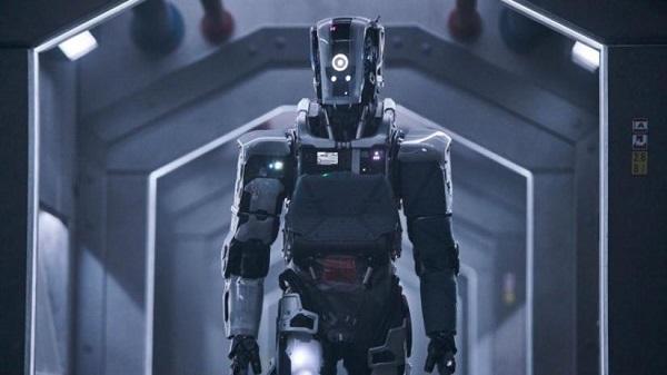 Дитя робота - кадр 1