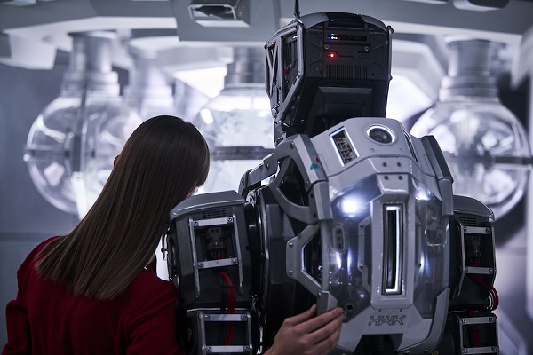 Дитя робота - кадр 4