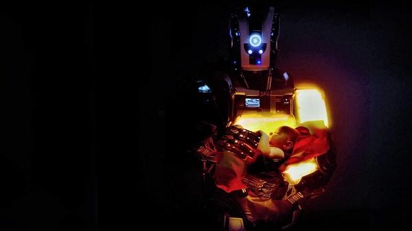 Дитя робота - кадр 7