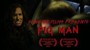 Человек-свинья - кадр