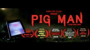 Человек-свинья - постер