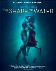 Форма воды - постер