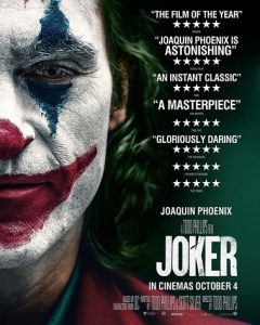 Джокер - постер