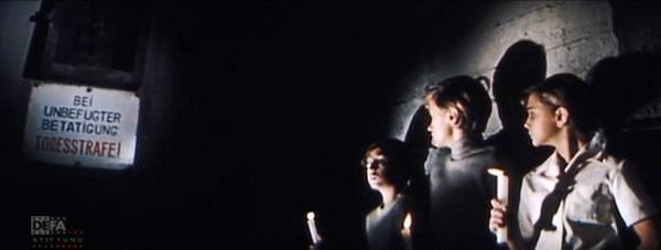 Тайна горного подземелья - кадр 1