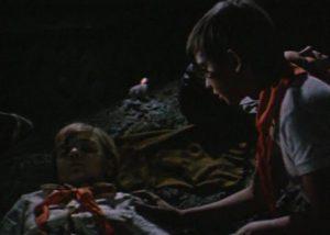 Тайна горного подземелья - кадр 2