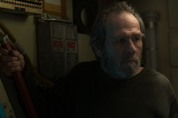Tommy Lee Jones stars in ÒAd AstraÓ.