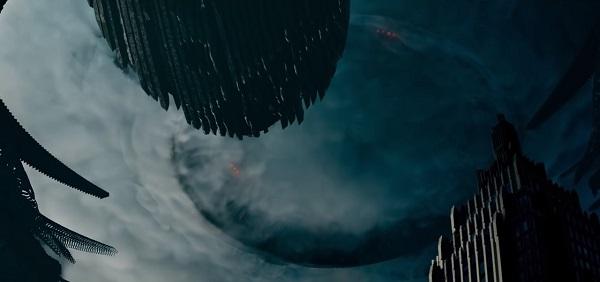 Вторжение - кадр 1