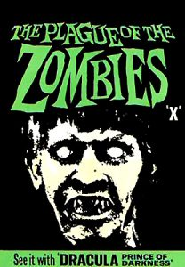 Чума зомби - постер
