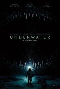 Под водой - постер