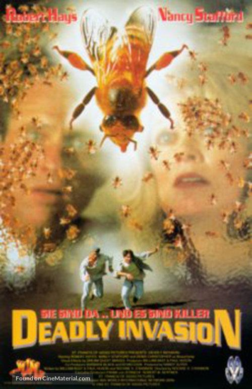 Пчёлы-убийцы - постер