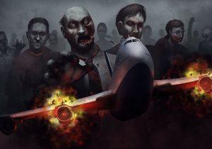 Зомби в самолете