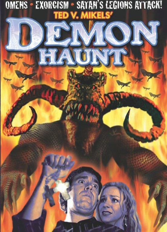 Обитель демонов - постер