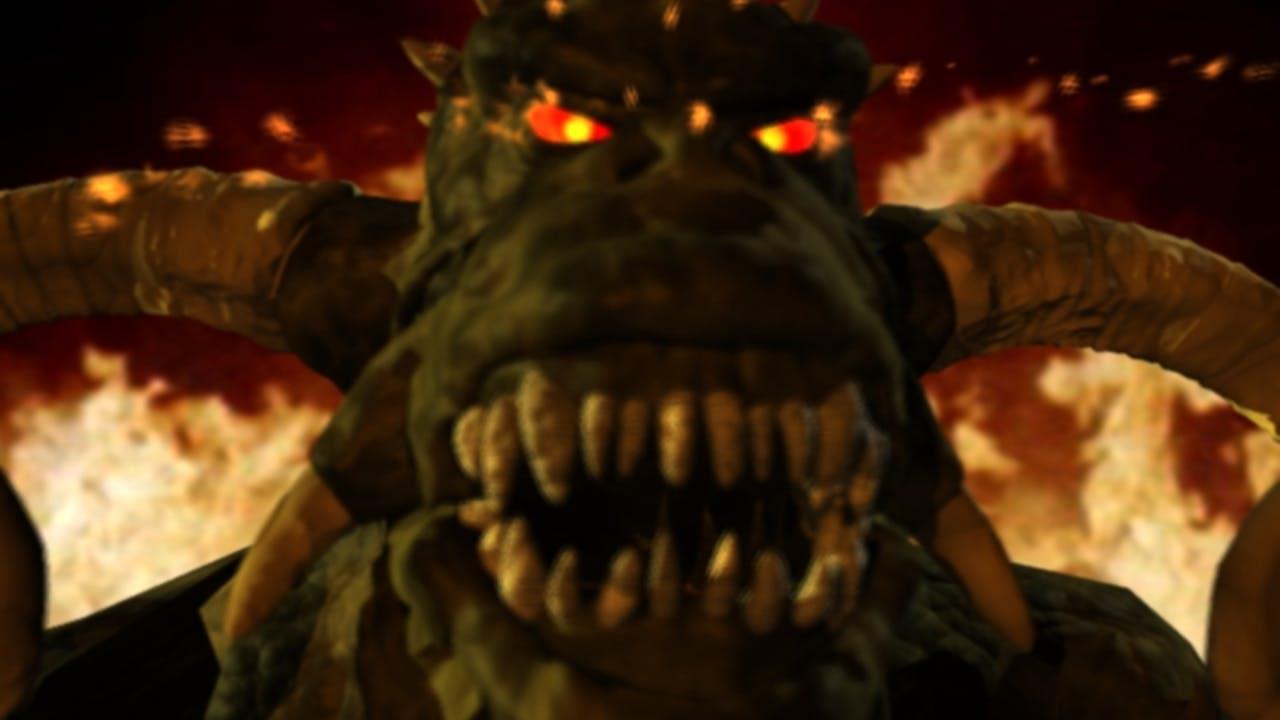 Обитель демонов - кадр 1