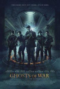 Призраки войны - постер