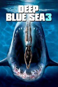 Глубокое синее море 3 - постер