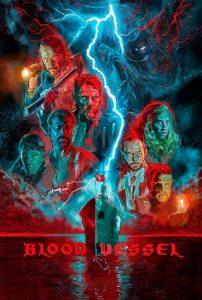 Кровавое судно - постер