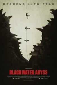 Темная бездна - постер