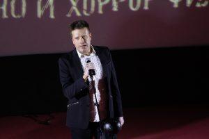 Президент кинопремии Виктор Буланкин