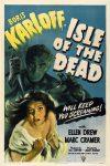 Остров мертвых - постер
