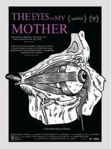 глаза матери постер