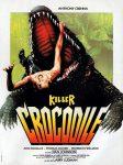 Крокодил-убийца - постер