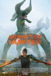 Охотник на монстров - постер